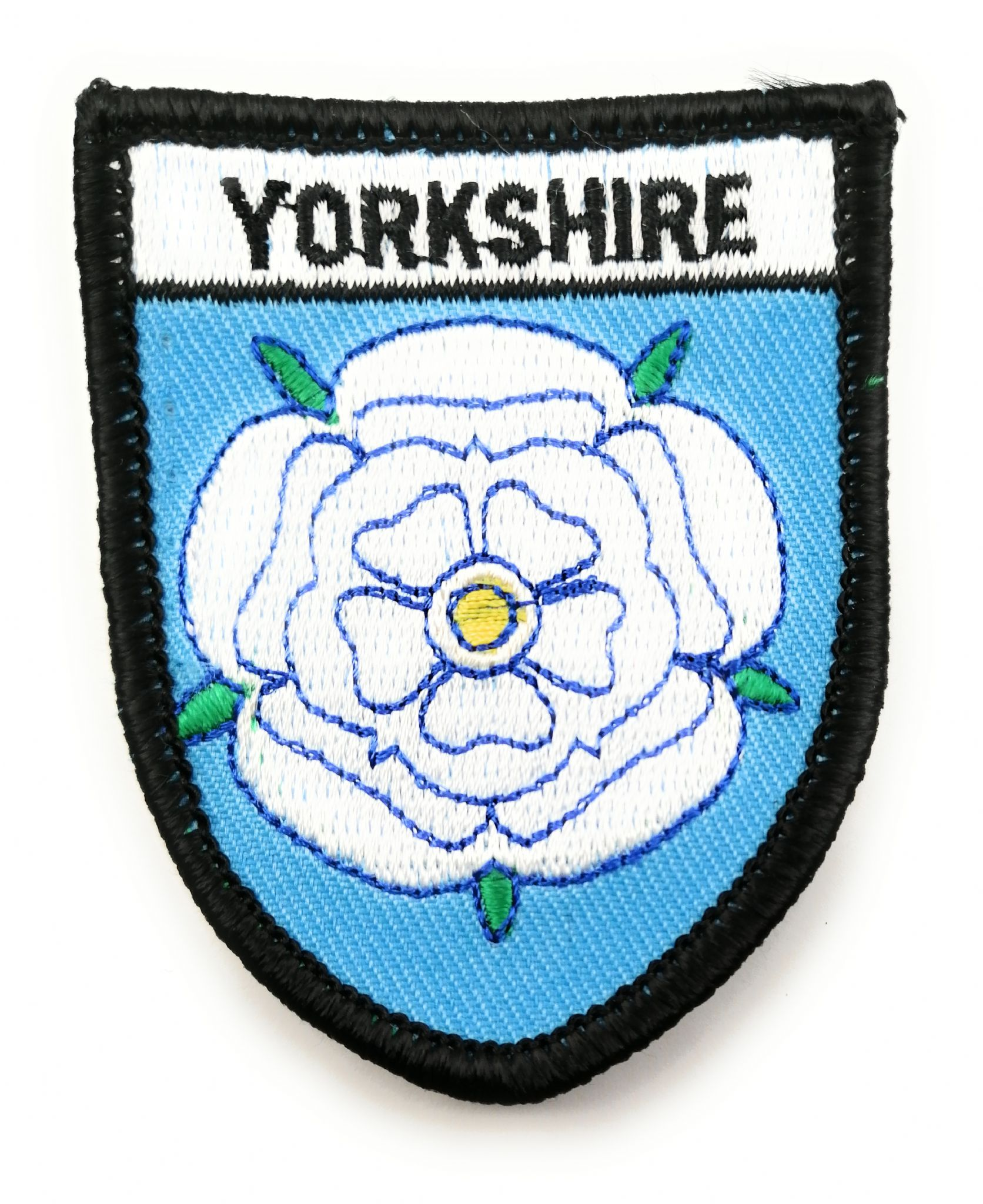 YORKSHIRE Embroidered Badge Patch A153 YORK
