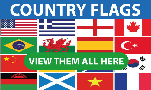 Bedfordshire County Flag NEW DESIGN 5 x 3 ft Flag